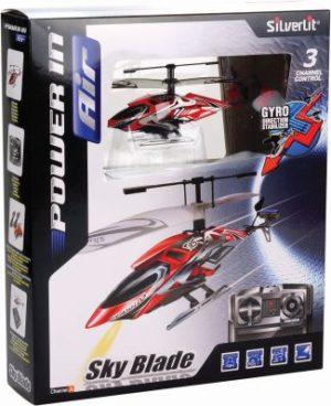 Silverlit Τηλεκατευθυνόμενο Ελικόπτερο I/R Sky Blade (84700)