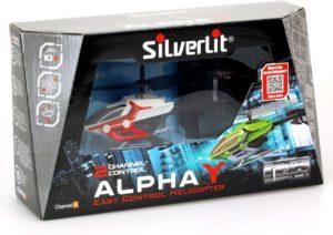 Silverlit Τηλεκατευθυνόμενο Ελικόπτερο I/R E.C.H Alpha Y (2CH)-3 Σχέδια (7530-84734)