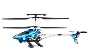 Silverlit Τηλεκατευθυνόμενο Ελικόπτερο Sky Blaze 2.4G (4CH)-(7530-84642)