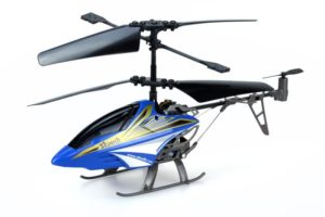 Silverlit Τηλεκατευθυνόμενο Ελικόπτερο Sky Thunderbird (3CH)-(7530-84752)