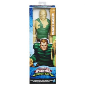 Spiderman Titan Hero Series Villain-2 Σχέδια (B0831)