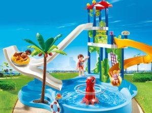 Playmobil Aqua Park Με Νεροτσουλήθρες (6669)