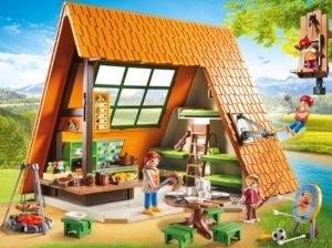 Playmobil Ορεινό Καταφύγιο (6887)