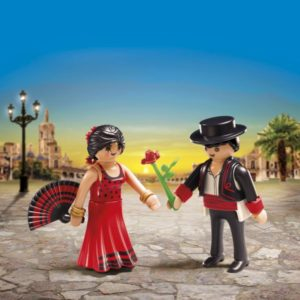 Playmobil Duo Pack Χορευτές Flamenco (6845)