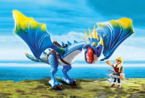 Playmobil Dragons Η Άστριντ Με Την Καταιγίδα (9247)