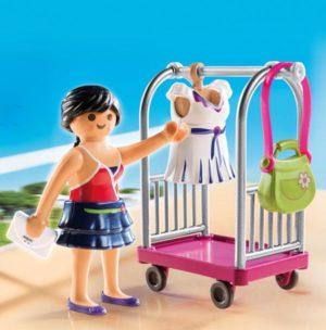 Playmobil Special Plus Σχεδιάστρια Μόδας (4792)