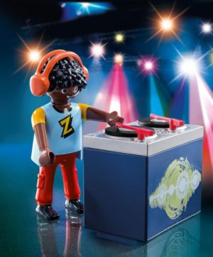 Playmobil Special Plus DJ Με Κονσόλα (5377)