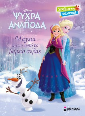 Μαγεία Κάτω Από Το Βόρειο Σέλας-Frozen (60747)