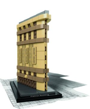 LEGO Architecture Flatiron Building (21023)
