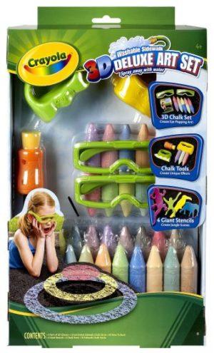 Crayola 3D Μεγάλο Σετ Κιμωλίες (03.5039)