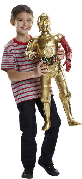 JP Star Wars E7 C-3PO 79cm (01778)