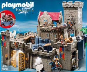 Playmobil Βασιλικό Κάστρο Των Λεοντόκαρδων Ιπποτών (6000)