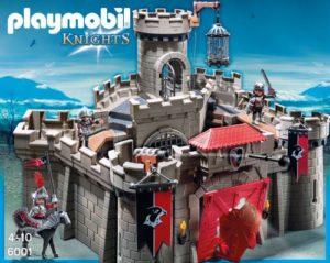 Playmobil Κάστρο Των Ιπποτών Του Γερακιού (6001)