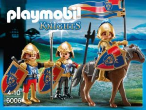 Playmobil Βασιλικοί Λεοντόκαρδοι Ιππότες (6006)