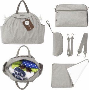 Smart Trike toTs Τσάντα Αλλαξιέρα Chic Bags Μπεζ (100102)