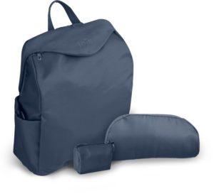 Smart Trike toTs Τσάντα Αλλαξιέρα Posh Bags-Μπλε (100602)