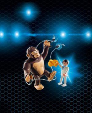 Playmobil Super 4 Ο Μεγάλος Μαϊμούμου (9004)
