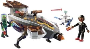 Playmobil Super 4 Ο DNA Με Εξωγήινο & Διαστημόπλοιο (9408)