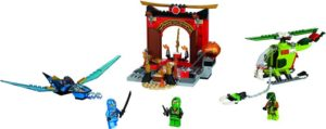 LEGO Juniors Lost Temple (10725)