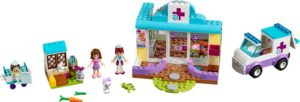LEGO Juniors Mia's Vet Clinic (10728)