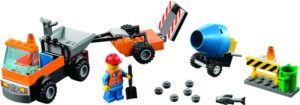 LEGO Juniors Road Repair Truck (10750)