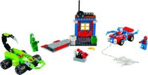 LEGO Juniors Spider-Man vs. Scorpion Street Showdown (10754)