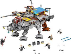 LEGO Star Wars Captain Rex's AT-TE (75157)
