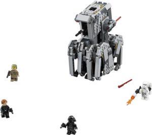LEGO Star Wars First Order Heavy Scout Walker (75177)