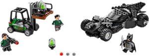 LEGO Super Heroes Kryptonite Interception (76045)