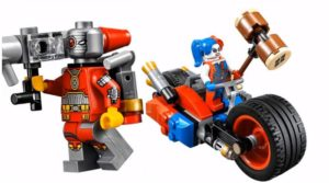 LEGO Super Heroes Batman-Gotham City Cycle Chase (76053)