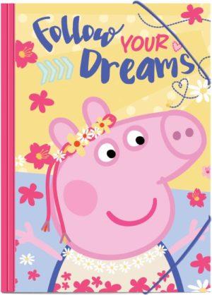 Peppa Pig Φάκελος Λάστιχο 25x35 (0482246)