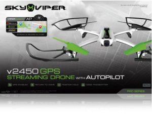 SR Sky Viper Streaming Drone V2450GPS With Autopilot (01736)