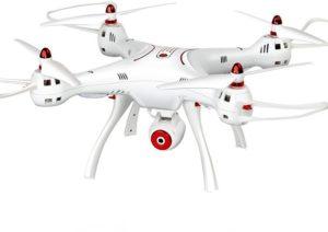Syma Τηλεκατευθυνόμενο Drone Quadcopter With Camera & 4G SD Card (X8SW-CE)