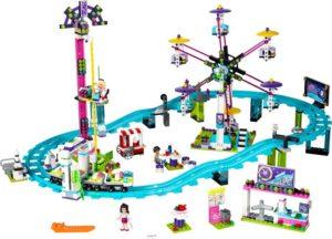 LEGO Friends Amusement Park Roller Coaster (41130)