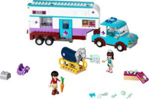 LEGO Friends Horse Vet Trailer (41125)