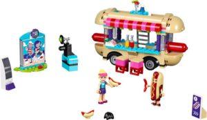 LEGO Friends Amusement Park Hot Dog Van (41129)