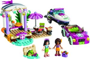 LEGO Friends Andrea's Speedboat Transporter (41316)