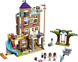 LEGO Friends Friendship House (41340)