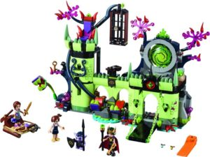 LEGO Elves Breakout from the Goblin King's Fortress (41188)