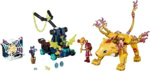 LEGO Elves Azari & The Fire Lion Capture (41192)