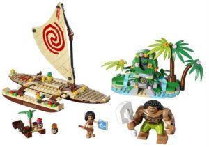 LEGO Disney Princess Vaiana's Ocean Voyage (41150)