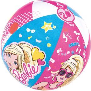 Βestway Barbie Μπάλα Θαλάσσης 51cm (93201)