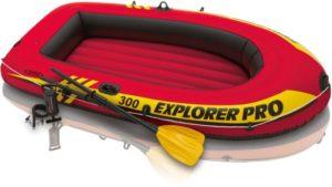 Intex Βάρκα 3 Ατόμων-Explorer Pro 300 Boat (58358NP)