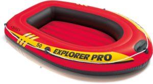Intex Βάρκα 1 Ατόμου Explorer Pro 50 Boat-137x85x23cm (58354NP)