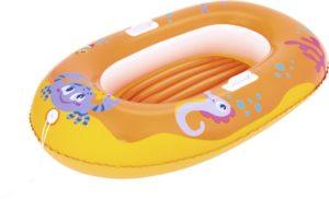 Bestway Φουσκωτή Βάρκα Happy Crustacean 135x89cm-2 Χρώματα (34009)