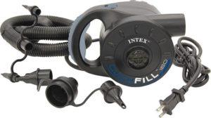 Intex Τρόμπα Ηλεκτρική Quick Fill AC (66624)