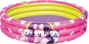 Bestway Minnie Πισίνα 3-Ring (91066)