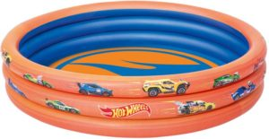 Bestway Hot Wheels Πισίνα 3-Ring (93403)