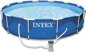 Intex Πισίνα Metal Frame Με Φίλτρο-366x76cm (28212NP)