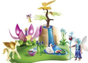 Playmobil Mαγεμένη Νεραϊδοπηγή (9135)